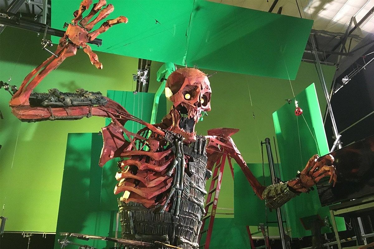 Kubo and the Two Strings – Behind the Scene