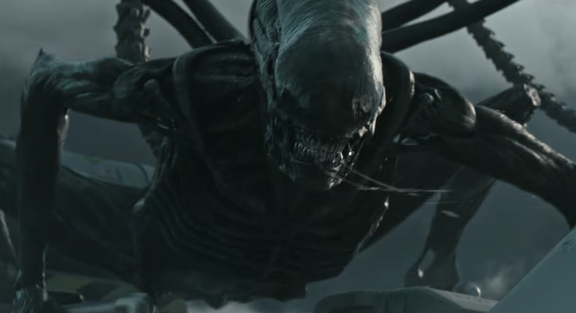 Alien: Covenant – Official trailer