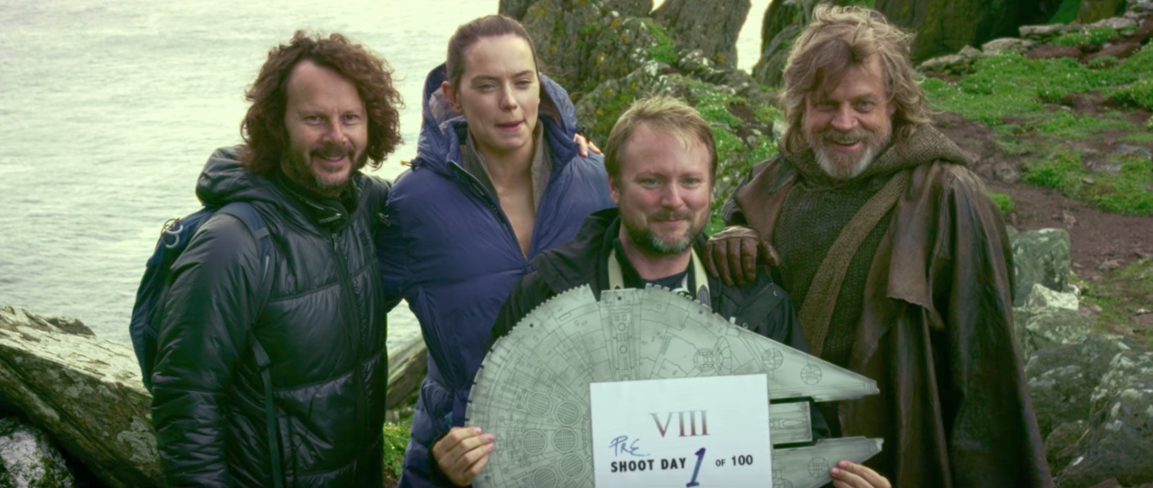 Star Wars: The Last Jedi Behind The Scenes – D23