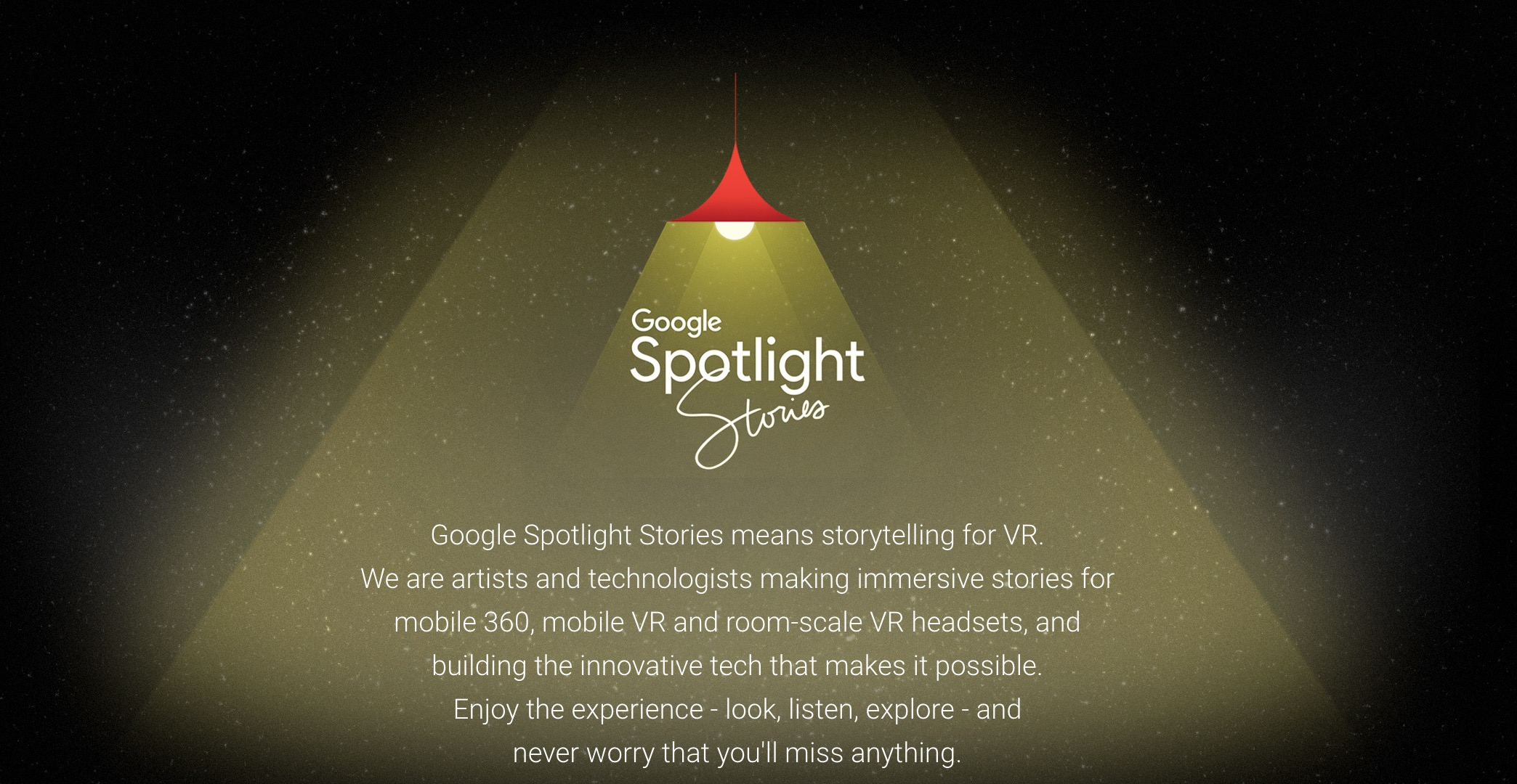 Son of Jaguar, Dear Angelica y Sonaria – Google Spotlight Stories