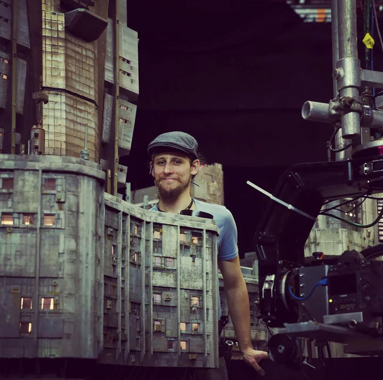 blade runner 2049 – making of miniatures