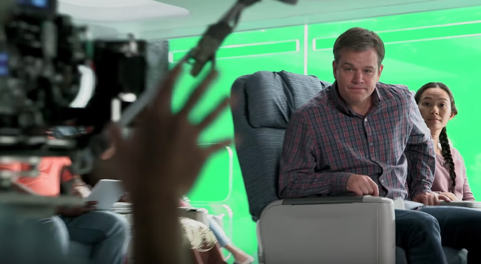 downsizing – behind the scenes