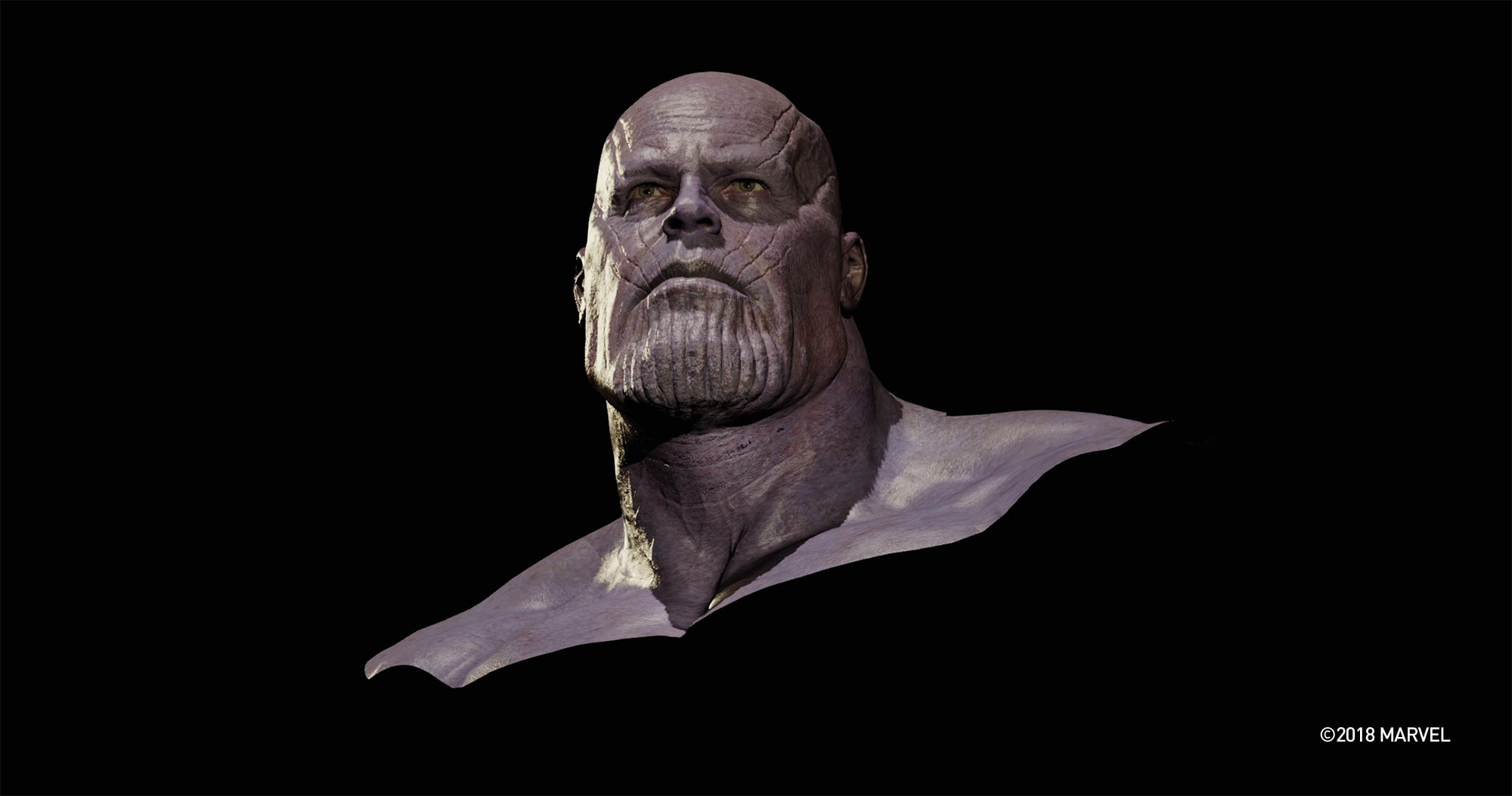 avengers: infinity war – making of thanos