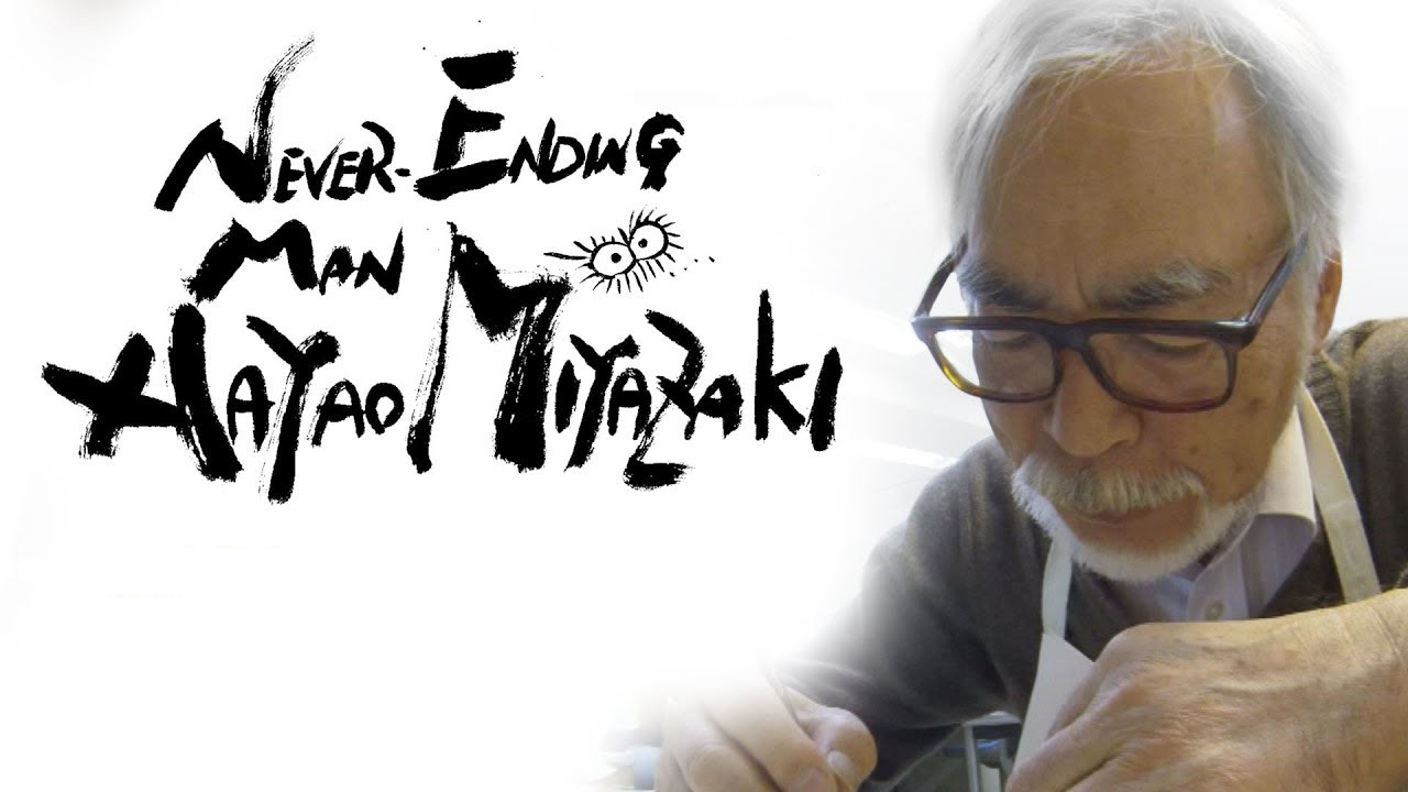 """never ending man"" Hayao Miyasaki – documental"