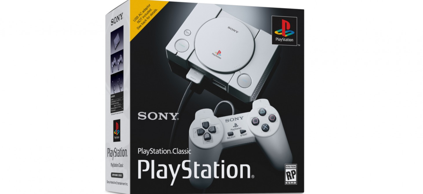Playstation Classic – Mini Console