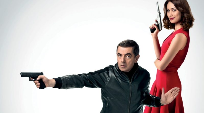 Johnny English: De nuevo en acción – review