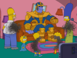Thanos y Los Simpsons – Sófa Intro