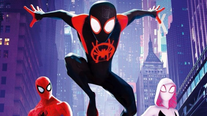 Spiderman: Into The Spider-Verse – Behind the Scene