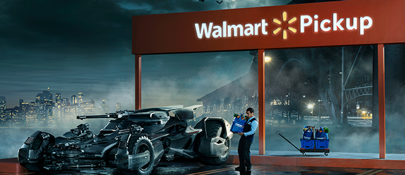 Walmart «Famous Cars» – Tv commercial
