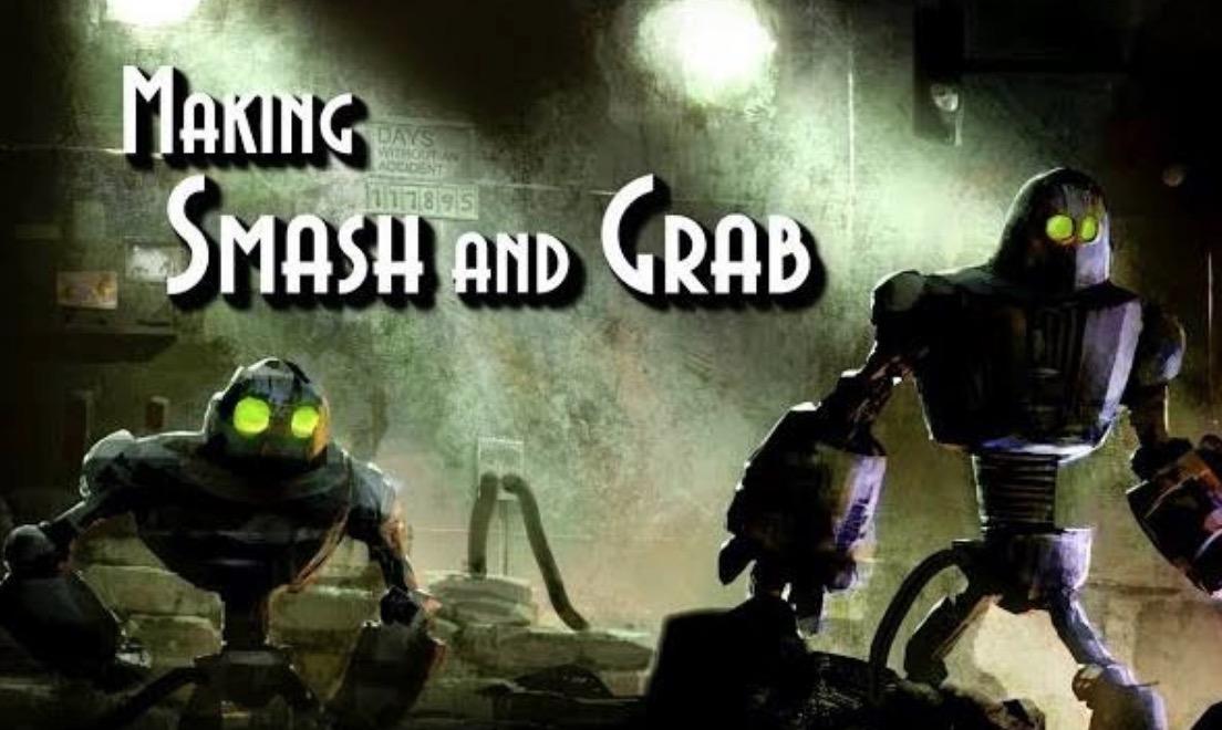 Smash and Grab – Cortometraje por Pixar SparkShorts