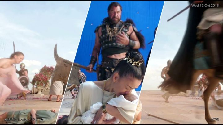 Assassin's Creed Odyssey – VFX Breakdown