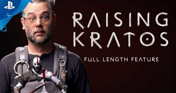 Raising Kratos – Documental de God Of War