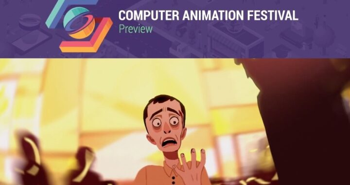 Computer Animation Festival – Trailer