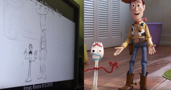 Toy Story 4 – Making of